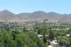 1. Pueblo de Chalinga, en Salamanca, valle del Choapa.