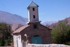11. Iglesia de La Pampa, El Tránsito, Huasco Alto.