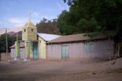 12. Iglesia Nuestra Señora de La Merced, poblado de Pinte, Huasco Alto.