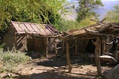 8. Vivienda tradicional en campos agrícolas,  Los Tambos, Huasco Alto.