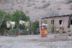 9. Vivienda tradicional, quebrada de Pinte, Huasco Alto.