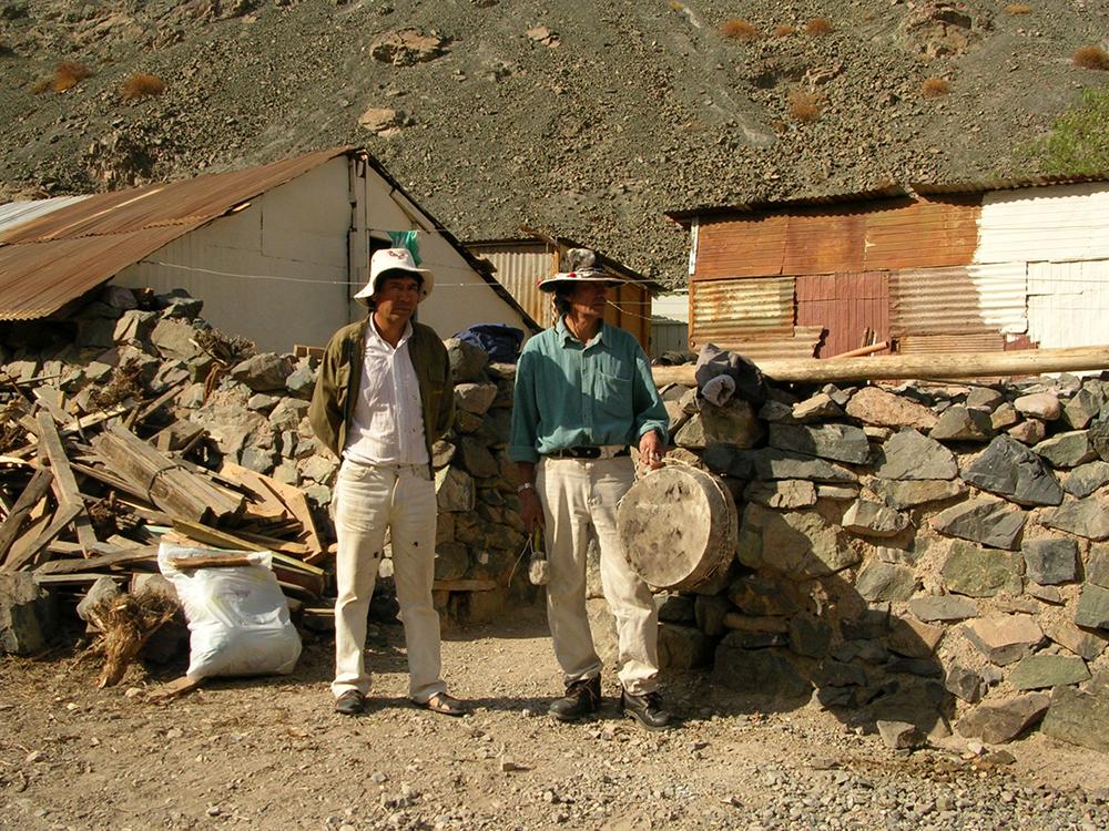 Las Vegas Cl >> Patrón de Asentamiento – Colla - Chile Precolombino