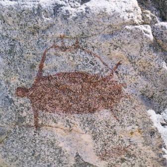 Quebrada El Médano, Taltal (foto: J. Berenguer). (Changos 2008)