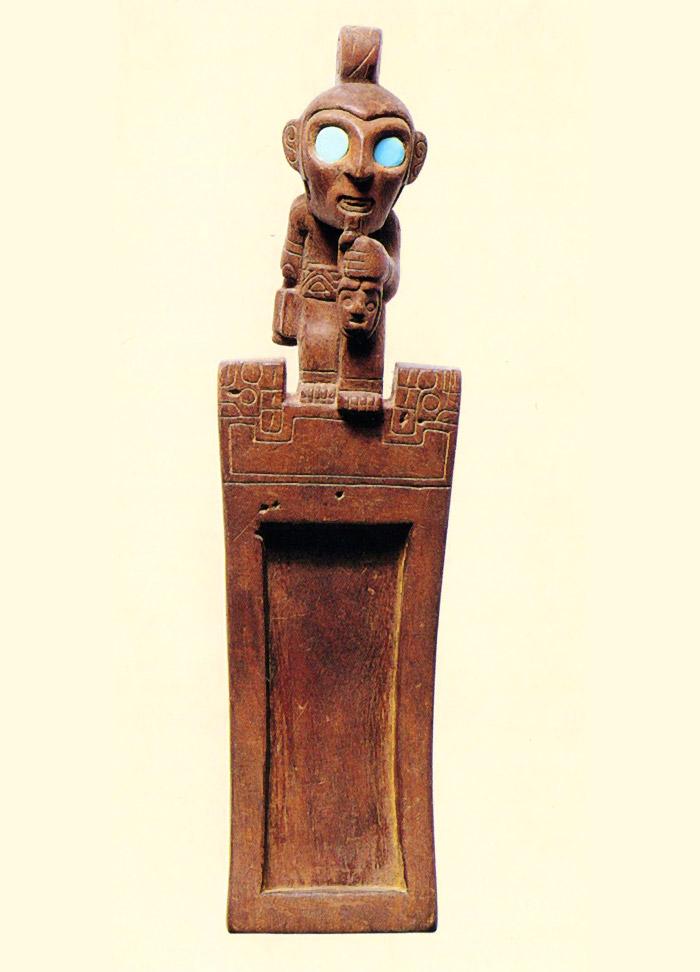 Tableta, Cultura San Pedro 600-900 d.C.