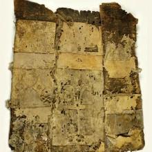 Coraza de cuero, Lasana, 1000-1450 d.C. (Foto: Luis Cornejo, Ferenc Schwetz, Museum of World Culture, Göteborg.)