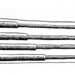 Flauta de piedra.