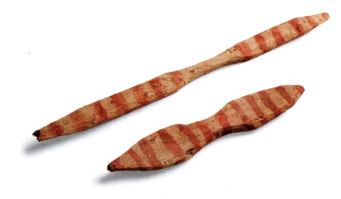 Miniaturas de remos, Pescadores Tardíos de Arica, 1000-1535 d.C.