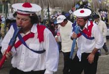 Música ritual de Chile Central