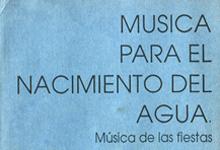 Música para el nacimiento del agua