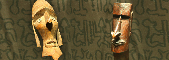 Los Rapa Nui y sus espíritus de madera