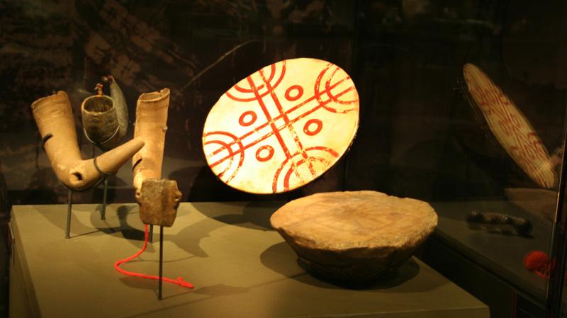 instrumentos musicales mapuche: