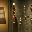 Esculturas en madera de Aku Aku, Rapanui, Isla de Pascua