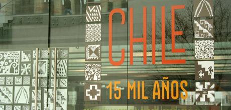 Exposición Chile 15 mil años - 2012
