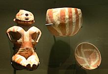 900 D.C : La invasión de pintura y las escudillas