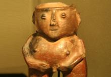 Raíces Pitrén de la cerámica Mapuche
