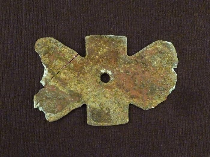 """Tortera """"alas de mariposa"""". Adorno"""